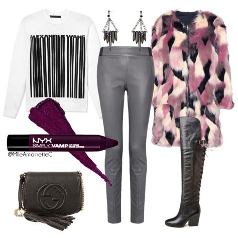 Colorful Fur 1