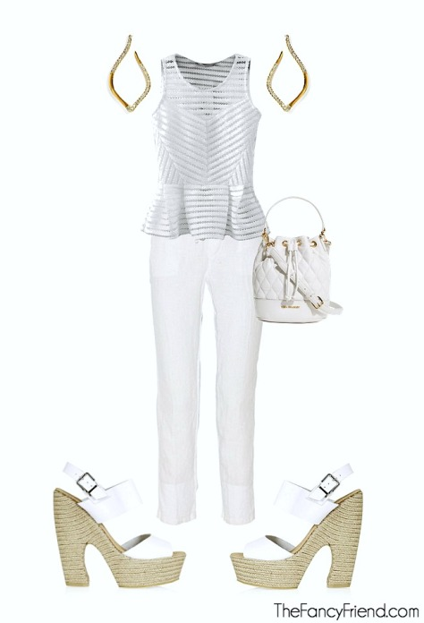 What To Wear To An All White Party 3