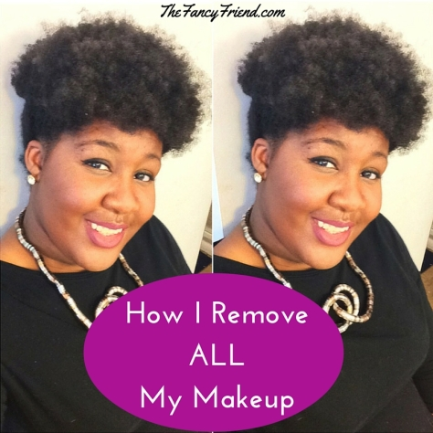 How I Remove ALL My Makeup