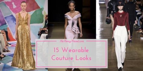 15 Wearable Looks